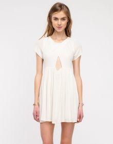 Trend. Simple keyhole dresses.   Bombay Dress