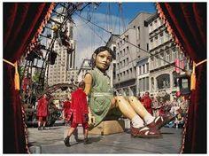 Image result for little giant puppet girl