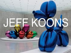 "Jeff Koons ""Celebration"" in Berlin - Neue Nationalgalerie"