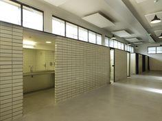 Kulturní komplex v prostorách bývalého uhelného dolu, Hérault Arnod Architectes © André Morin