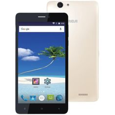 RCA RLTP6067-GOLD 6 4G LTE Android(TM) Quad-Core Smartphone (Gold)