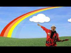 Ri-Ra-Regenbogen (Die kleine Regenbogenmaus) - YouTube