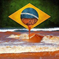 O BRASIL NÃO VAI SE ESQUECER DE MARIANA.  NÃO FOI ACIDENTE, FOI CRIME!!!
