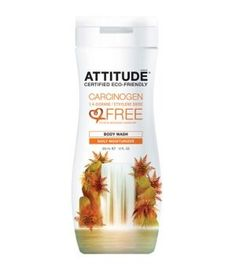 Gel de dus bio, hidratare zilnica, 355 ml, Attitude - Sabedoria Natural Wonders, Body Wash, Creme, Rid, Attitude, Cleaning, Health, Purpose, Smooth