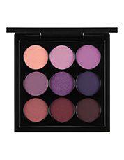 Eye Shadow x 9: Purple Times Nine