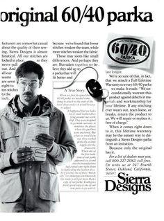 Sierra Designs 60/40