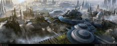 Supercity by Stefan Morrell | 3D | CGSociety