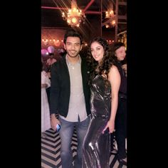 Cute Celebrities, Indian Celebrities, He Jin, Aditi Sharma, Mahi Mahi, Cute Couples, Leather Pants, Tv Shows, Actors