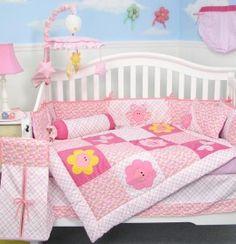 Ideias para decorar um quarto de bebê