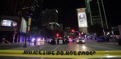 Identifican al autor de la matanza en Dallas...