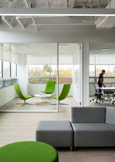 Elasticsearchs New Los Altos Offices / Garcia Tamjidi Architecture Design