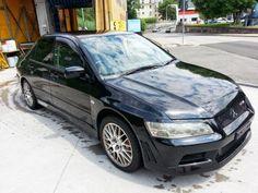 Gebrauchtwagen: Mitsubishi, Lancer, Evo VII GTA - LIMITED, Benzin, € 10.500,- AutoScout24 Detailansicht
