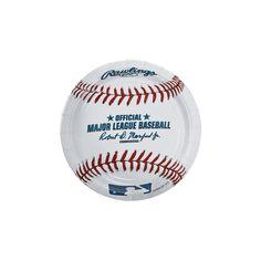 Major+League+Baseball™+Dessert+Paper+Plates+-+OrientalTrading.com