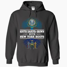 Living in #South Dakota with New York Roots, Order HERE ==> https://www.sunfrog.com/LifeStyle/Living-in-South-Dakota-with-New-York-Roots-9013-Charcoal-Hoodie.html?6789, Please tag & share with your friends who would love it , #christmasgifts #renegadelife #jeepsafari  #south dakota houses, black hills south dakota, sioux falls south dakota #legging #shirts #tshirts #ideas #popular #everything #videos #shop