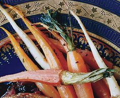 Roasted Carrots recipe