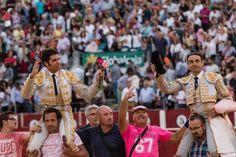 Notiferias Toros en Venezuela y el Mundo: ALBACETE: El rey de la media altura...y el príncip...