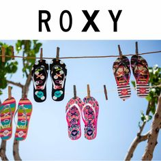 El clima perfecto para usar tus #SandaliasROXY  Roxy Colombia #Chicas #SunDay #ROXYstyle