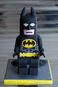 Image for LEGO Batman cake