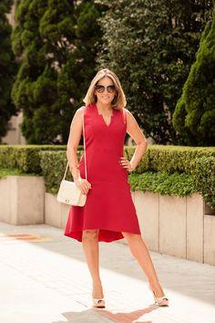 #modanotrabalho#fashionatwork#vestido mullet para trabalhar#