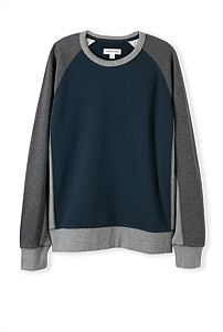 Country Road Panelled Crew Sweat ($79.95)