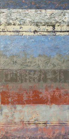 "Saatchi Art Artist David Skillicorn; Painting, ""DELLA TERRA XVII"" #art"