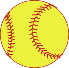 A lot of school age girls love to play softball. There are advantages to playing softball. Possible scholarships to college, even being able to play professionally can be incentives to the game. Senior Softball, Softball Cheers, Softball Pitching, Softball Bows, Softball Shirts, Girls Softball, Fastpitch Softball, Baseball Mom, Elite Softball