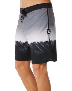 a813c318b6 BLACK MENS CLOTHING HURLEY BOARDSHORTS - AH0035010 Hurley Boardshorts, Mens  Boardshorts, Surf Wear,