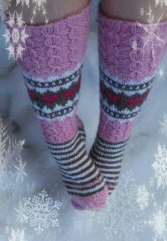 Kissa, Crochet Socks, Leg Warmers, Knitting, Accessories, Fashion, Leg Warmers Outfit, Moda, Tricot