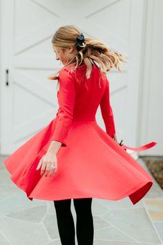 Gal Meets Glam Valentine's Love - Express Dress