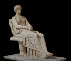 Agrippina the Elder http://www.romeandart.eu/it/arte-agrippina-maggiore.html VISIT Pandataria, the crowded island where some noble Roman matrons were exiled VIEW: http://binged.it/1XHLAl4