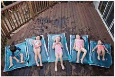 Zomer ideetje: Heel veel lol voor heel weinig geld.. mini waterzakken voor de kids!