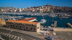 La ville de Marseille en time lapse avec Didier VIODE | Video here : http://alexblog.fr/ville-marseille-time-lapse-48208/