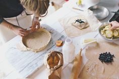 Kinfolk | baking essentials