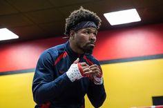 Shawn Porter talks Andre Berto fight