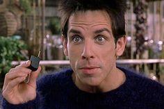 """El ultra-micro-mini-móvil de """"Zoolander"""" (2001)"""