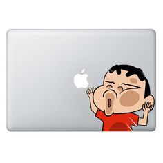 [ Shin Chan ] TRAPPED SERIES FOR MACBOOK & LAPTOP