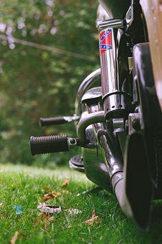 79 FLH Harley v2   Taken with an old Minolta Camera   Cody James   Flickr