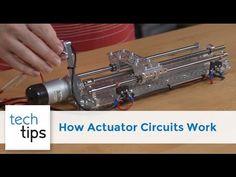 How Linear Actuator Circuits Work - YouTube