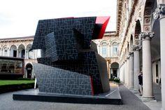 daniel libeskind: beyond the wall - INTERNI hybrid architecture