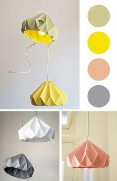 DIY Lampenschirm fürs Kinderzimmer                                                                                                                                                                                 Mehr