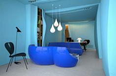 Azure Office | designed by Sergey Makhno & Butenko Vasiliy