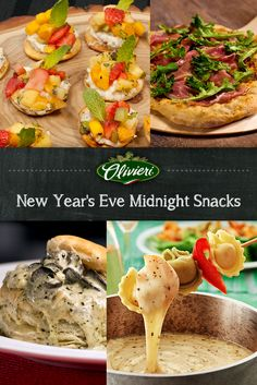 1000+ images about New Year's Eve Midnight Snacks on ...