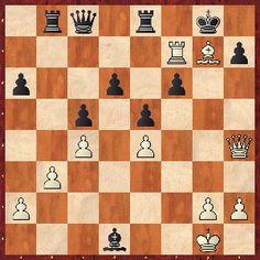 Reto 83: Todas fallan menos una, por Luis Pérez Agustí en El arte del ajedrez | FronteraD