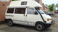 Vw Bus, Volkswagen, Vw T4 Syncro, Hi Top Vans, T6 California, T4 Camper, T4 Transporter, Expedition Vehicle, Roof Plan