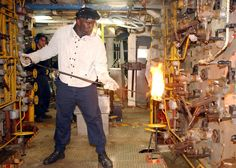 aircraft carrier boiler room - Google Search