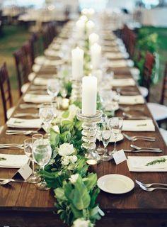 Event Planning: Ashlee Virginia Events - http://www.stylemepretty.com/portfolio/ashlee-virginia-events Venue: Oatlands Plantation -…