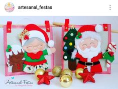 Christmas Crafts, Merry Christmas, Xmas, Christmas Ornaments, Dragon Crafts, Christmas Embroidery, Felt Ornaments, Jingle Bells, Paper Piecing