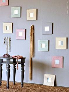 Post cheio de idéias: como decorar com espelhos