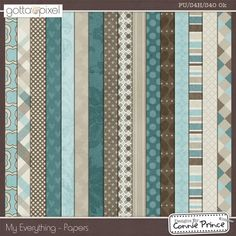 Connie Prince Digital Scrapbooking News: EVERYTHING you could hope for and MORE! Scrapbook Borders, Scrapbook Paper Crafts, Digital Scrapbooking, Scrapbooking Ideas, Everything, Prince, News, Journaling, Art Drawings