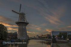 Molen Nolet in Schiedam